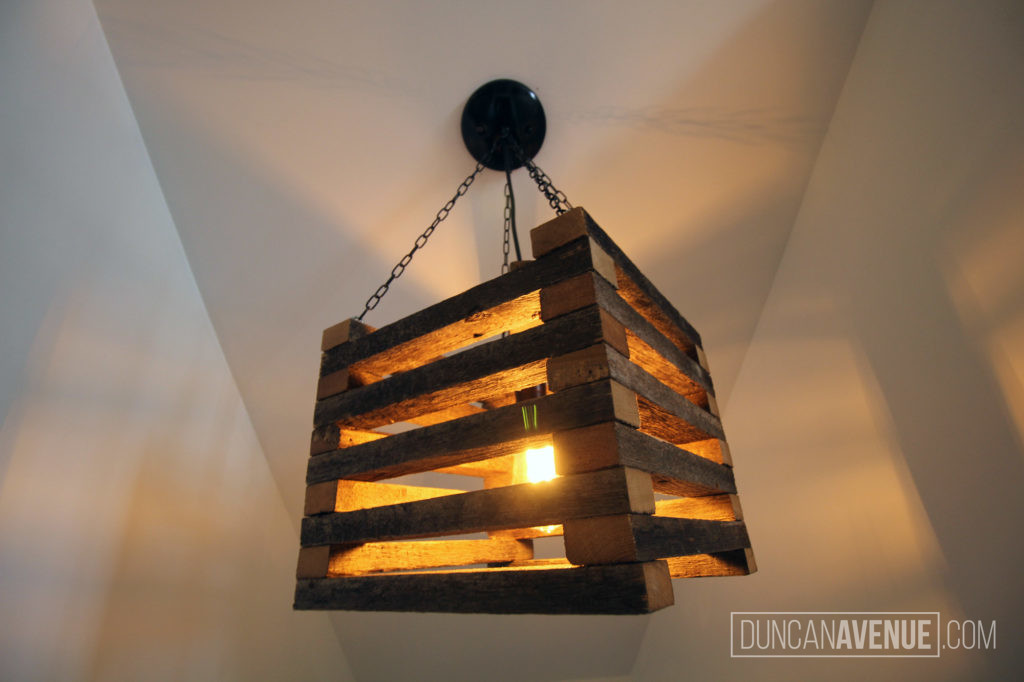 Custom Light Fixture Design, Reclaimed Wood by Duncan Avenue Group, Hudson Valley, New York