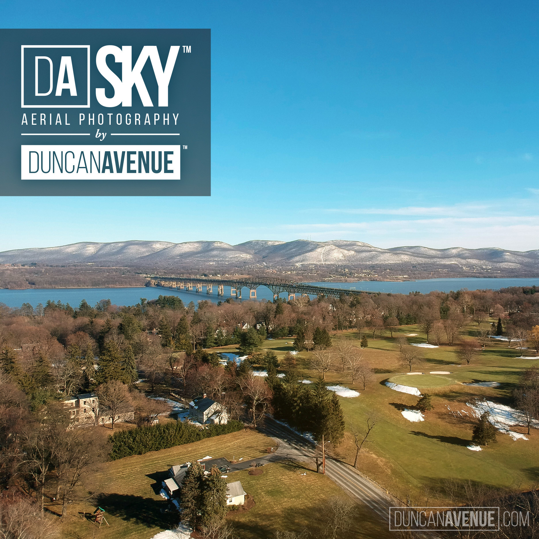 Hudson Valley New York: Hudson Valley Aerial Photography