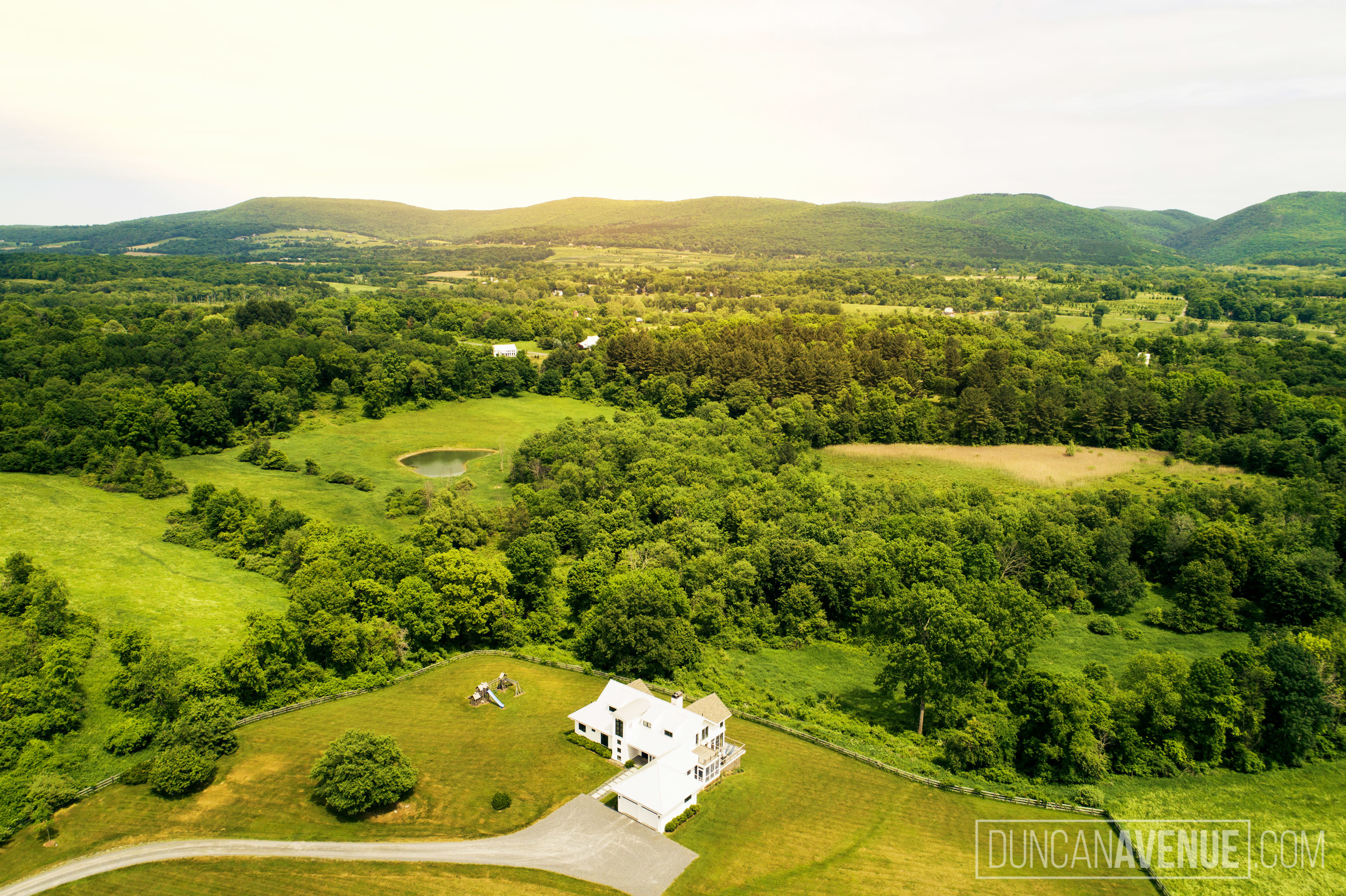 Copake Lake New York Estate - Real Estate Photography by Duncan Avenue Group