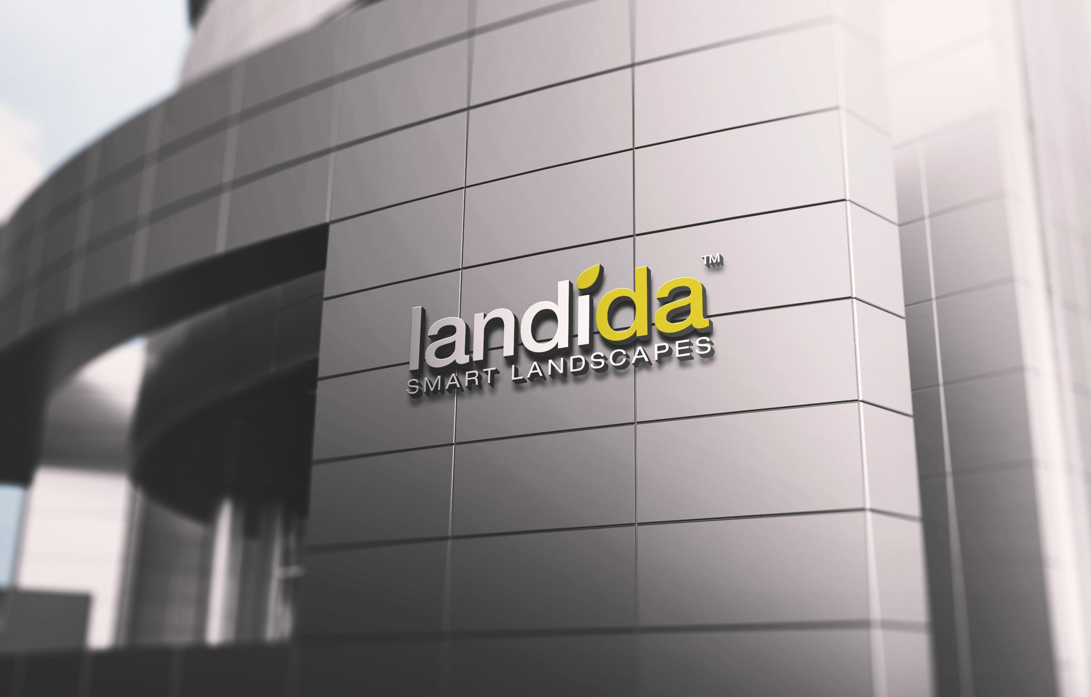Convert to Grass-Free Landscape with Landida™ - Smart Landscapes