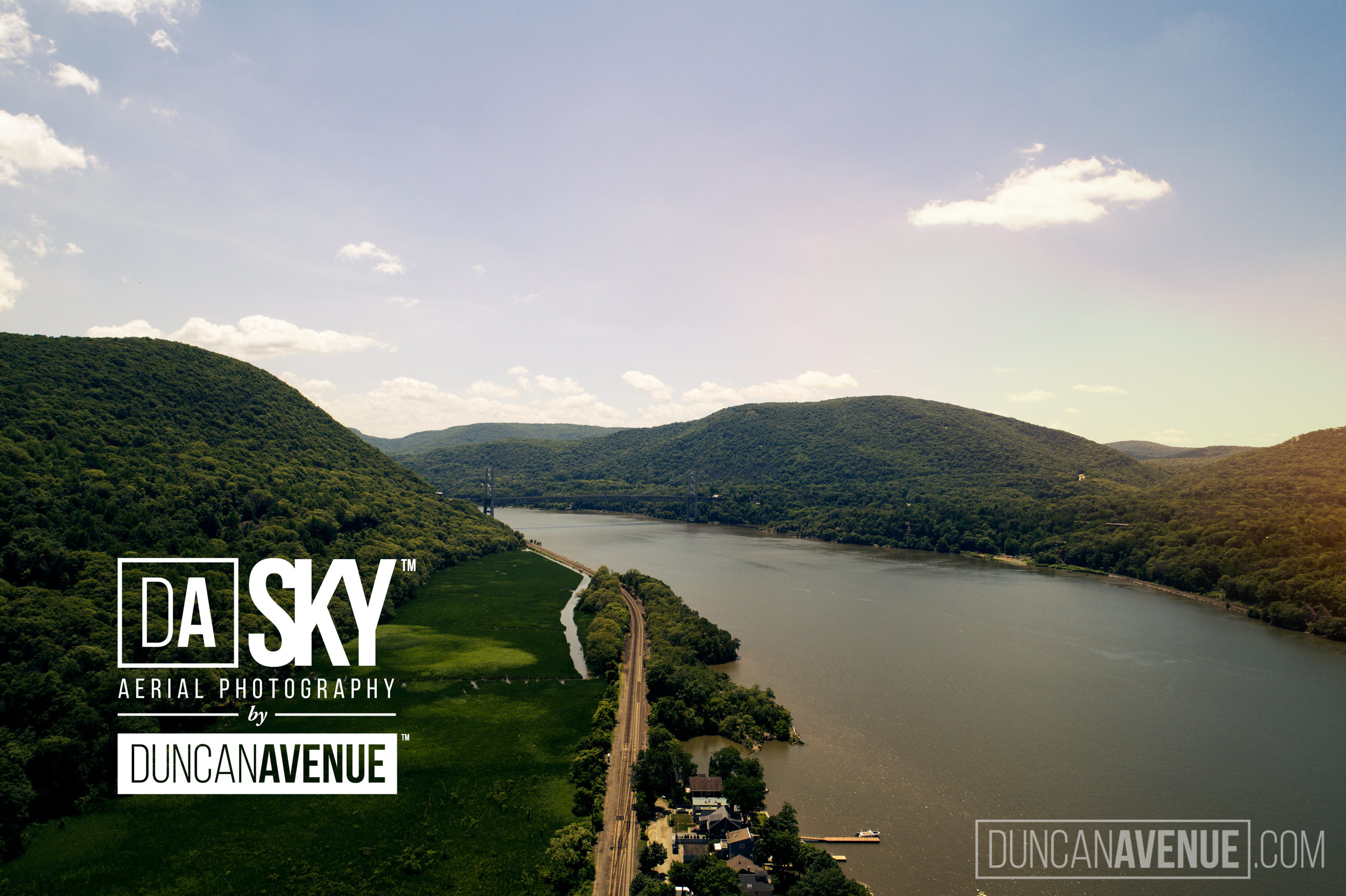 DA SKY - Aerial Real Estate Photography in Hudson Valley, New York
