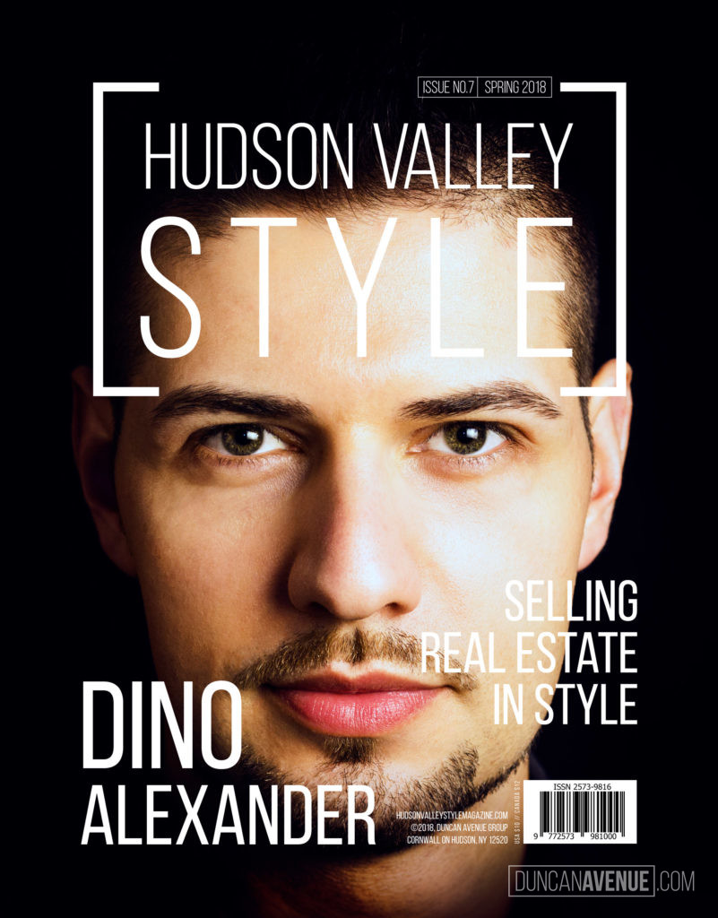 Dino Alexander: Selling Real Estate in Style