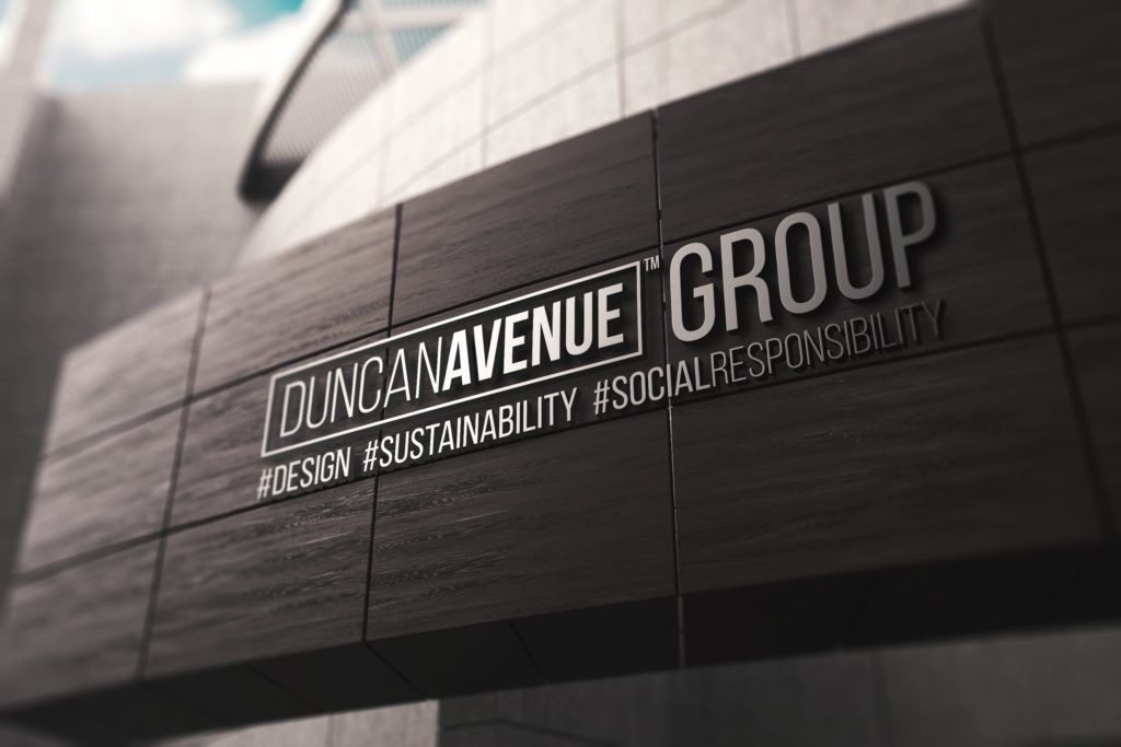 Duncan Avenue Group - Design - Sustainability - Social Responsibility