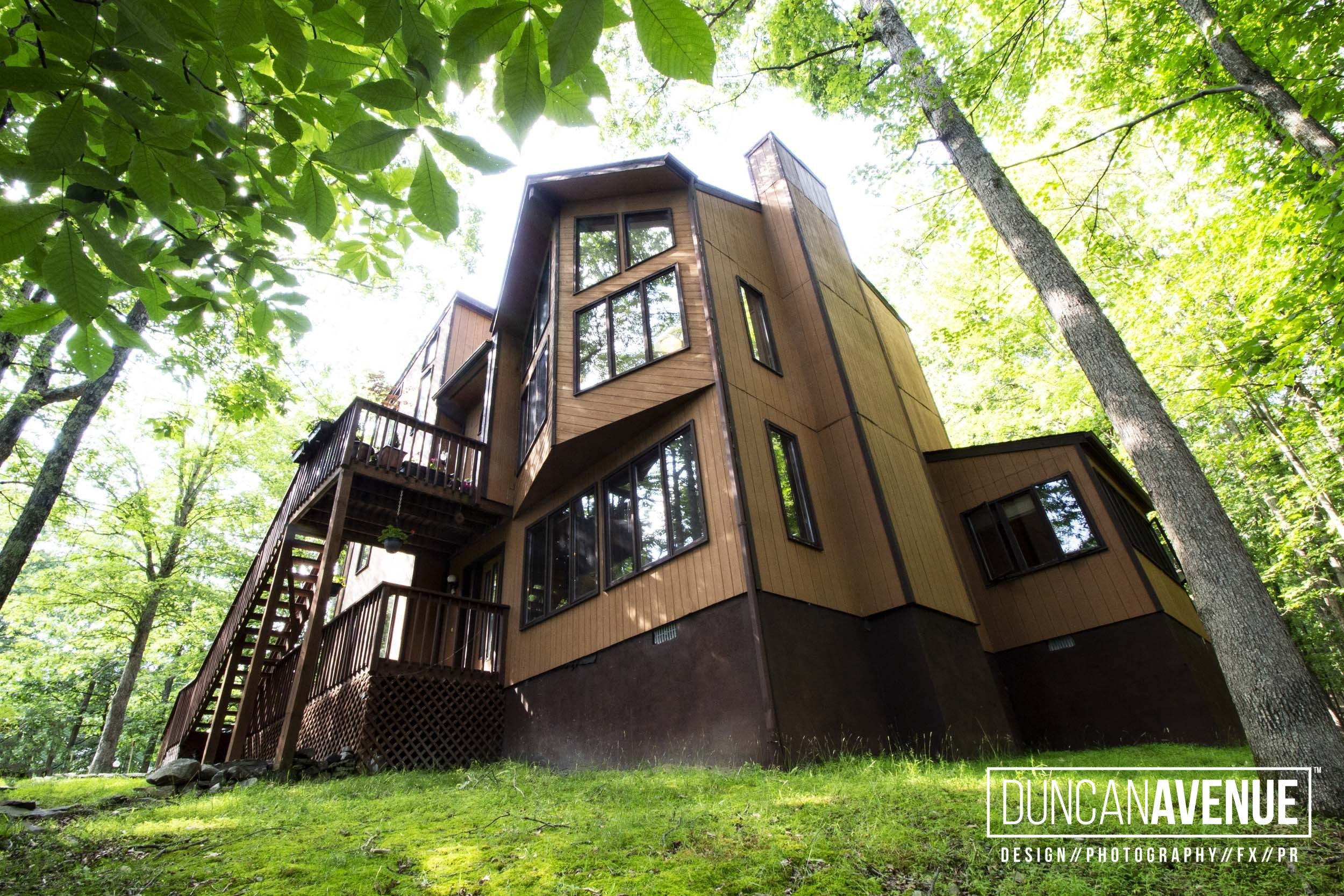 Big House on the Hill - Poconos, PA - Real Estate Photography Project by Duncan Avenue