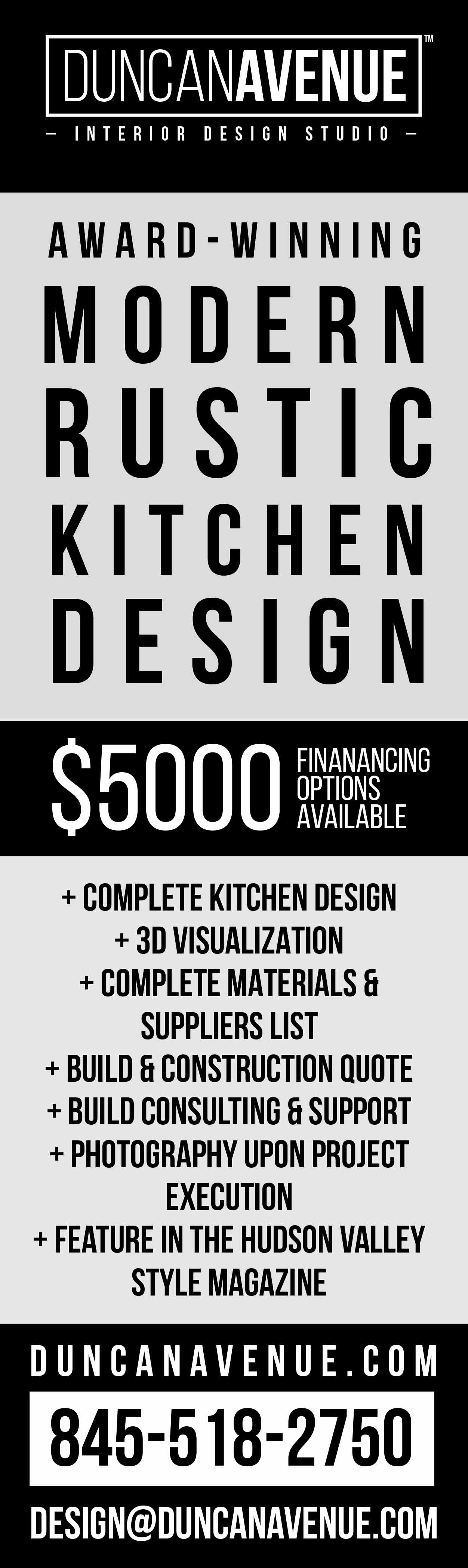 DA Interior Design Studio - Kitchen Design