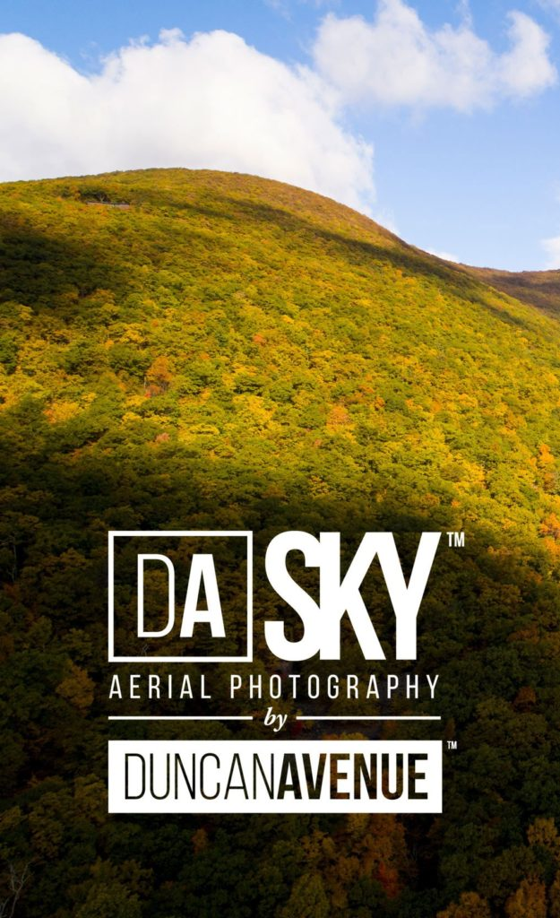 Hudson Valley Aerial photography by Duncan Avenue