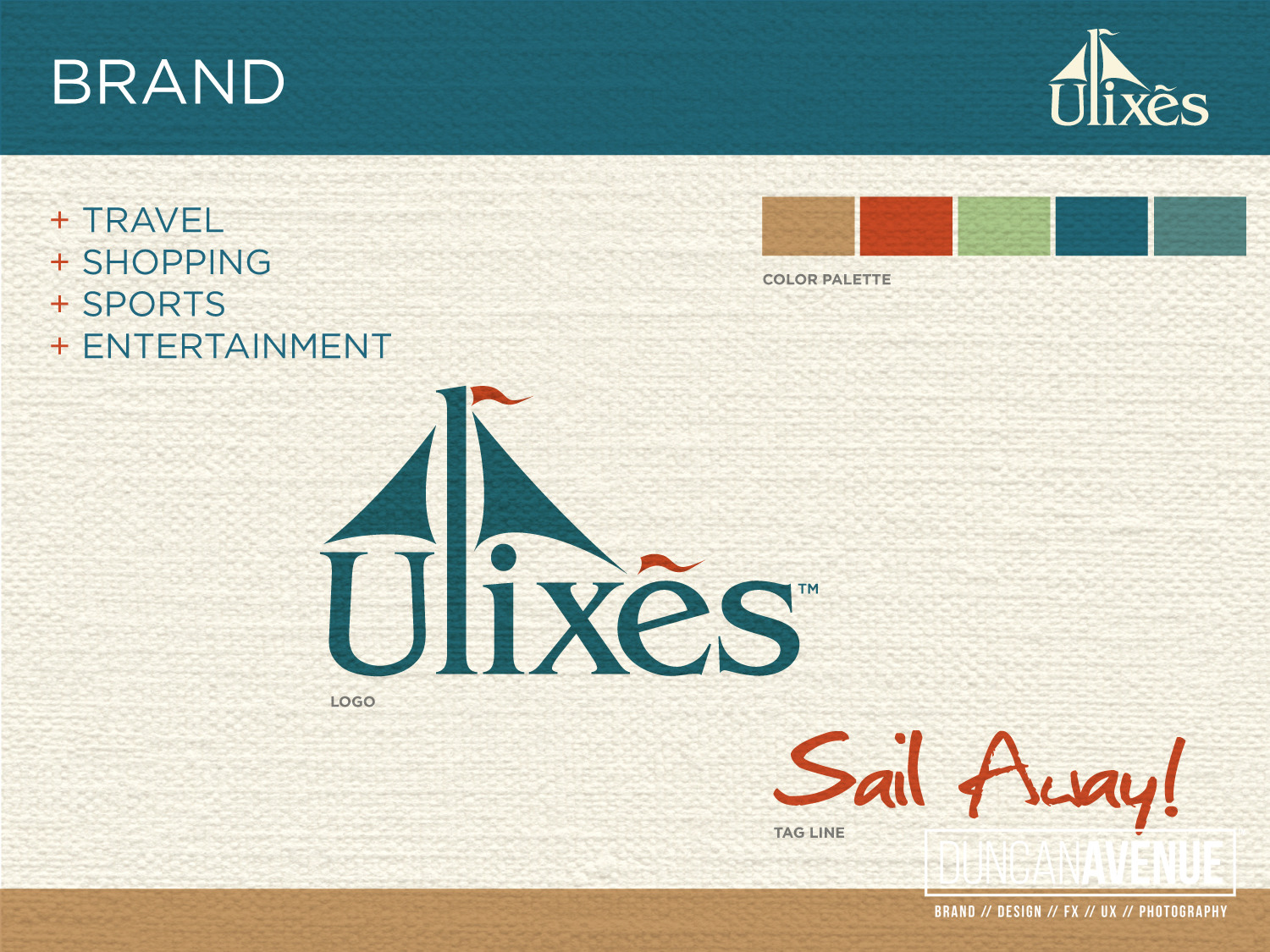 Ulixes Beach Theme Park - Experience Design Concept in Coney Island/Brooklyn, NY - Maxwell Alexander