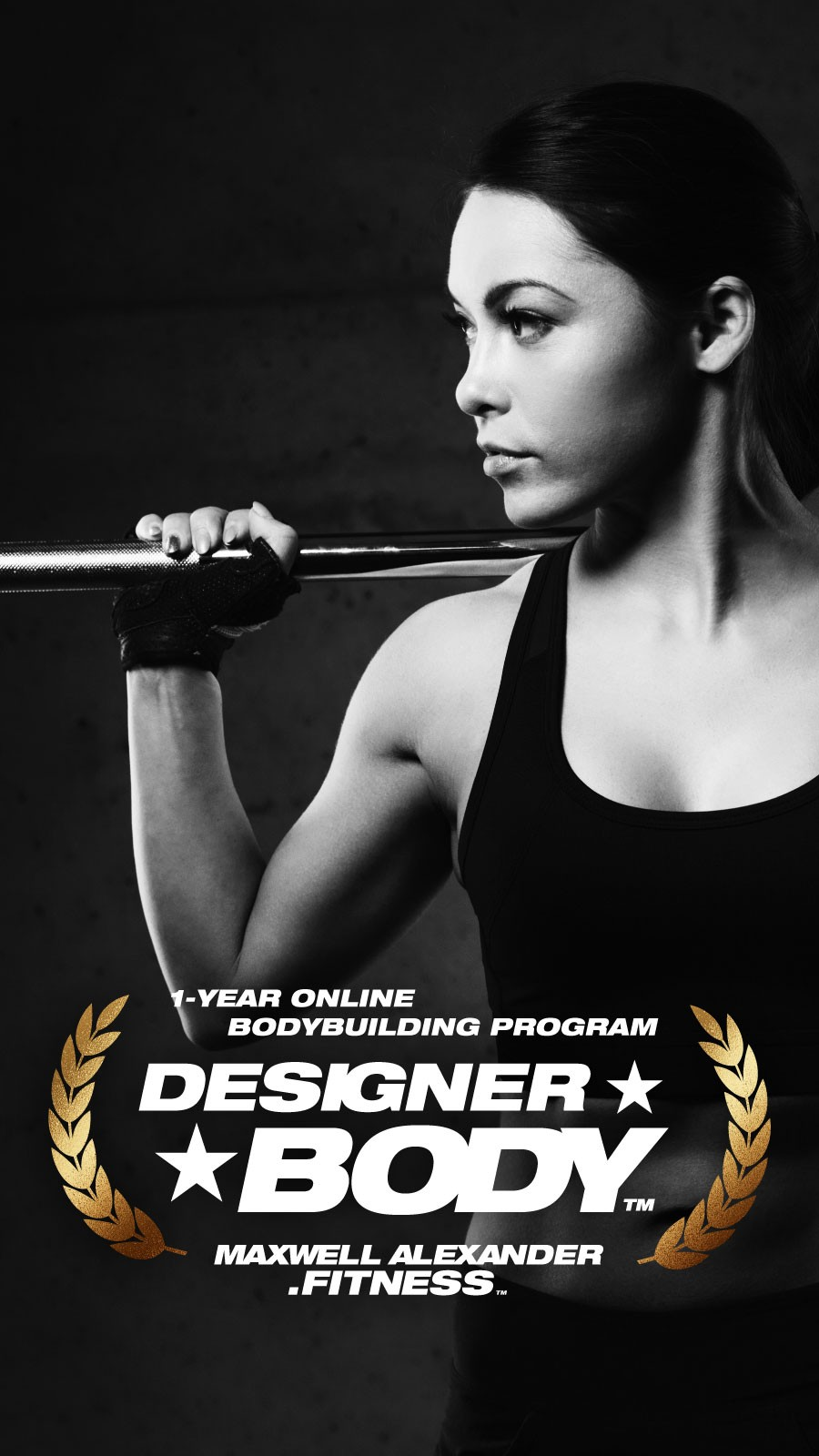 Designer Body - Online Bodybuilding Coaching Program by Maxwell Alexander