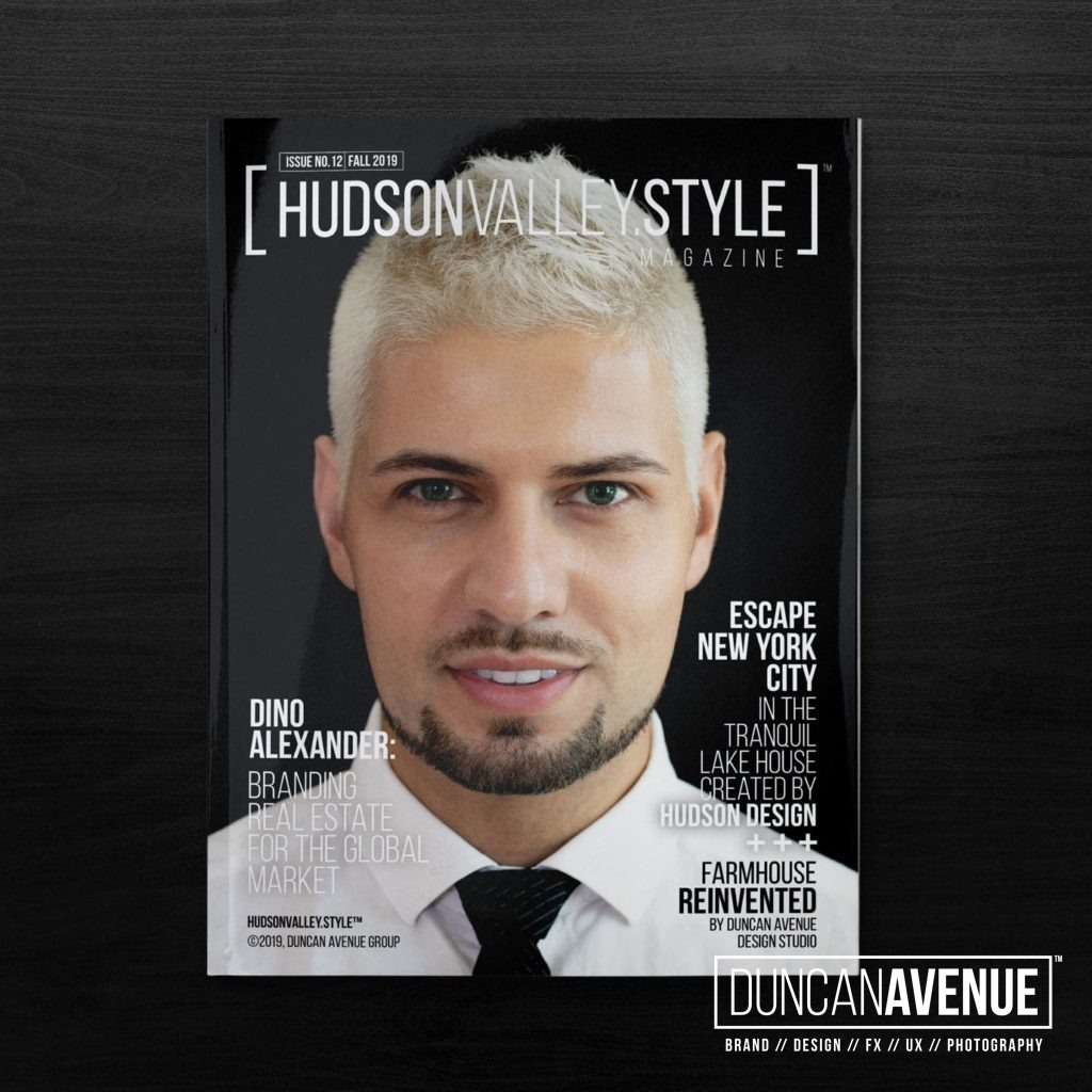 Duncan Avenue Photography Studio - Maxwell Alexander - The Best Portrait Photographer in Hudson Valley, New York
