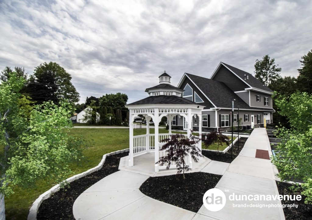 Old Hopewell Commons - Wappingers Falls, NY - Real Estate Photography by Duncan Avenue Studio