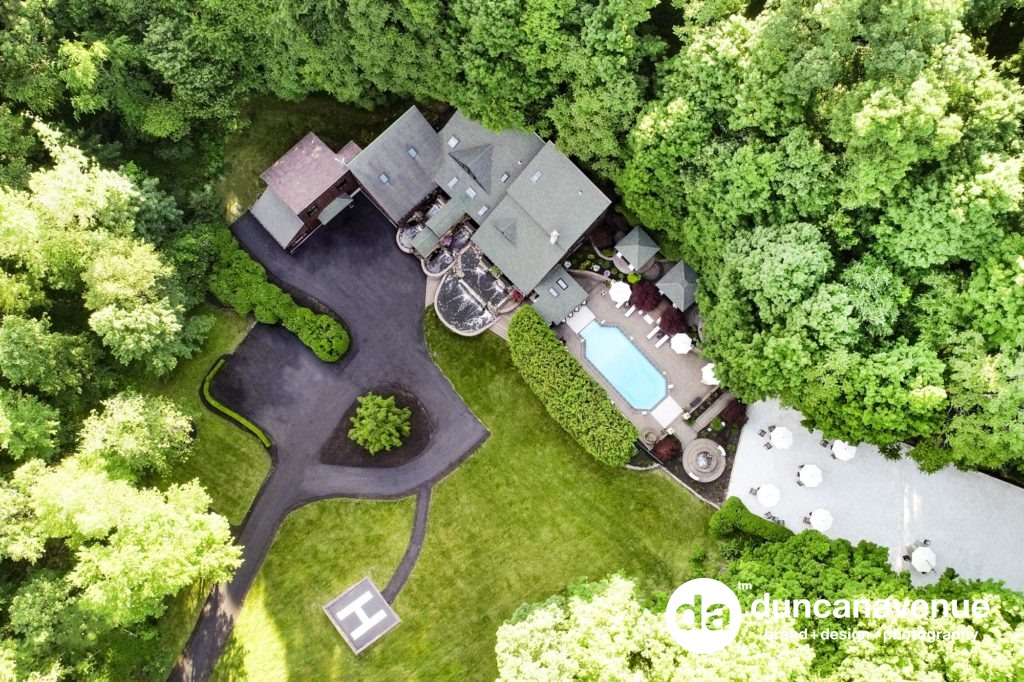 The Hudson Villa - property Branding and Real Estate Photography by Maxwell Alexander