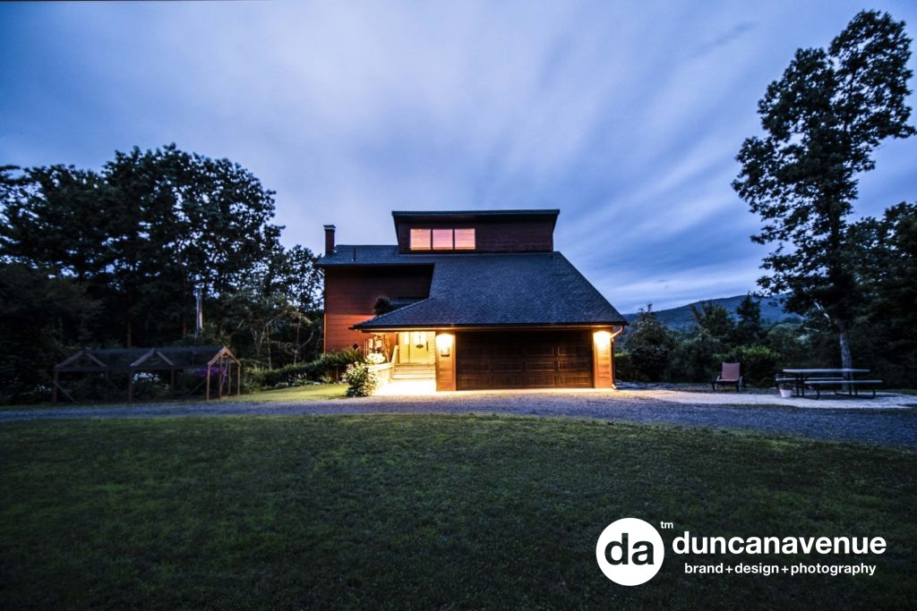 Luxury Villa Ashokan - Story and Real Estate Business Commercial Photography by Maxwell Alexander, Duncan Avenue Studio, Hudson Valley
