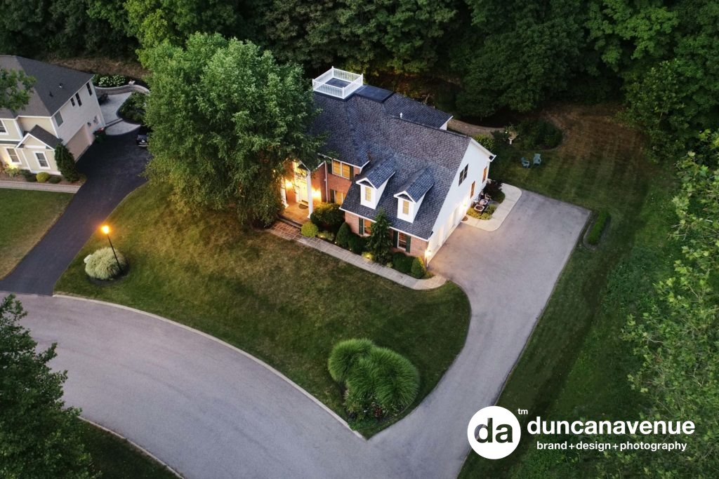 Contemporary Colonial Luxury Home in Poughkeepsie, NY - Real Estate Photography by Duncan Avenue Studio