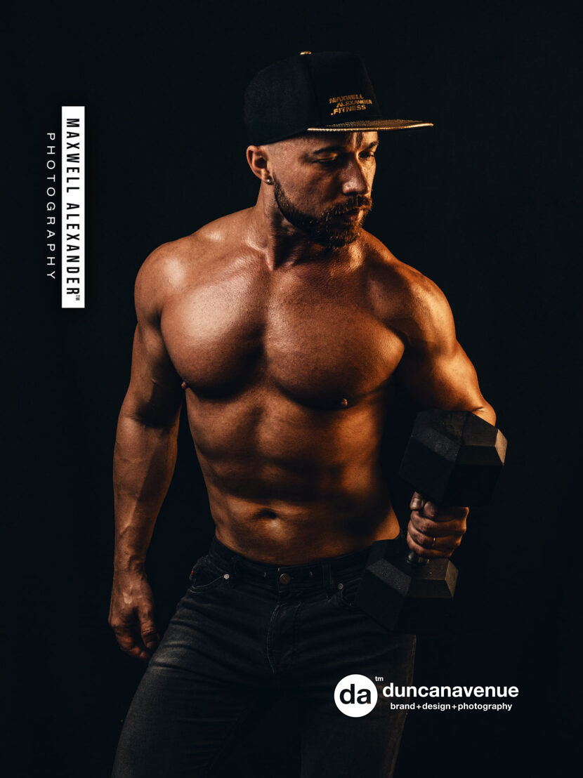 Professional Fitness and Bodybuilding Photography