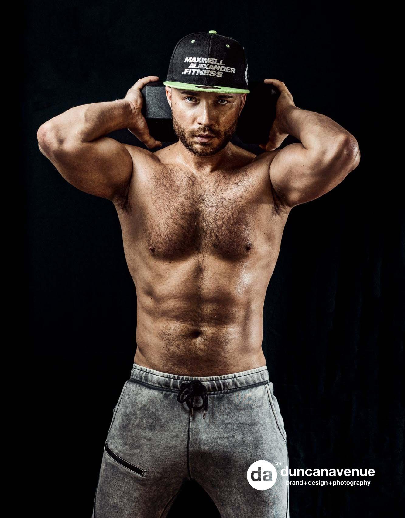 Fitness and Bodybuilding Coach Maxwell Alexander - Wellness, Nutrition, Bodybuilding