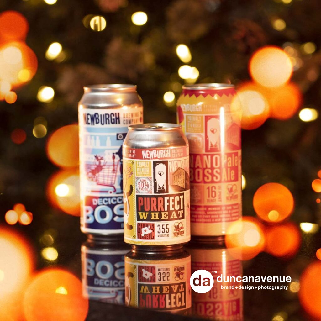 Newburgh Brewing Company with Kei Kullberg - Lifestyle Photoshoot by Maxwell Alexander for Hudson Valley Style Magazine
