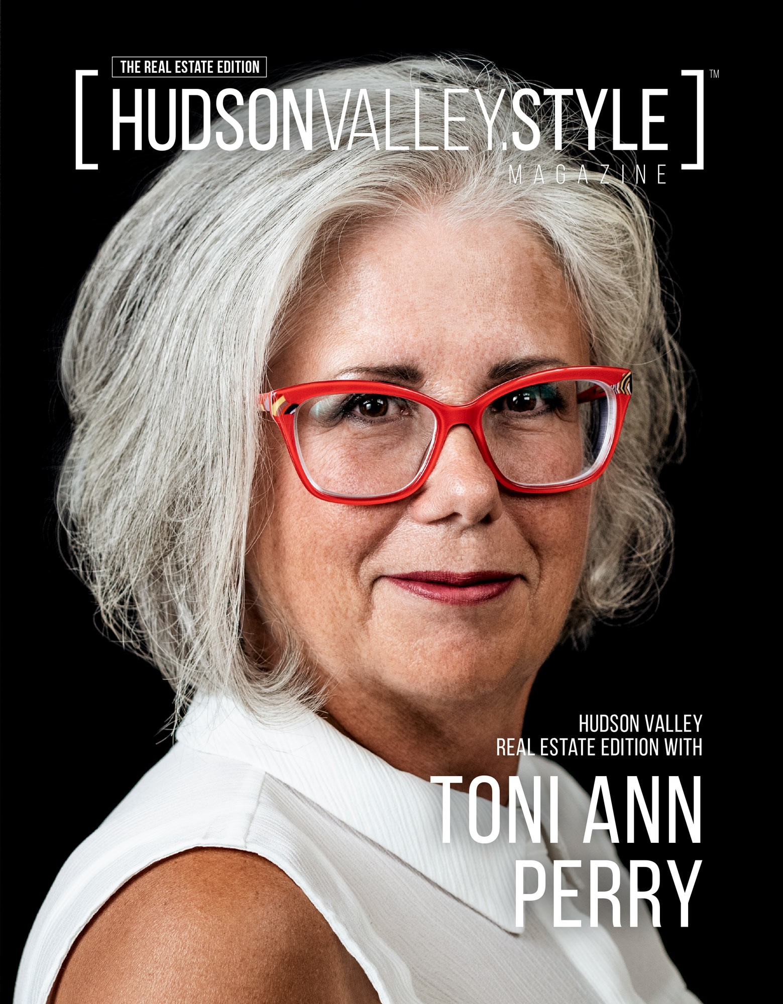 Toni Ann Perry for the Hudson Valley Style Magazine - Portrait Photography by Maxwell Alexander