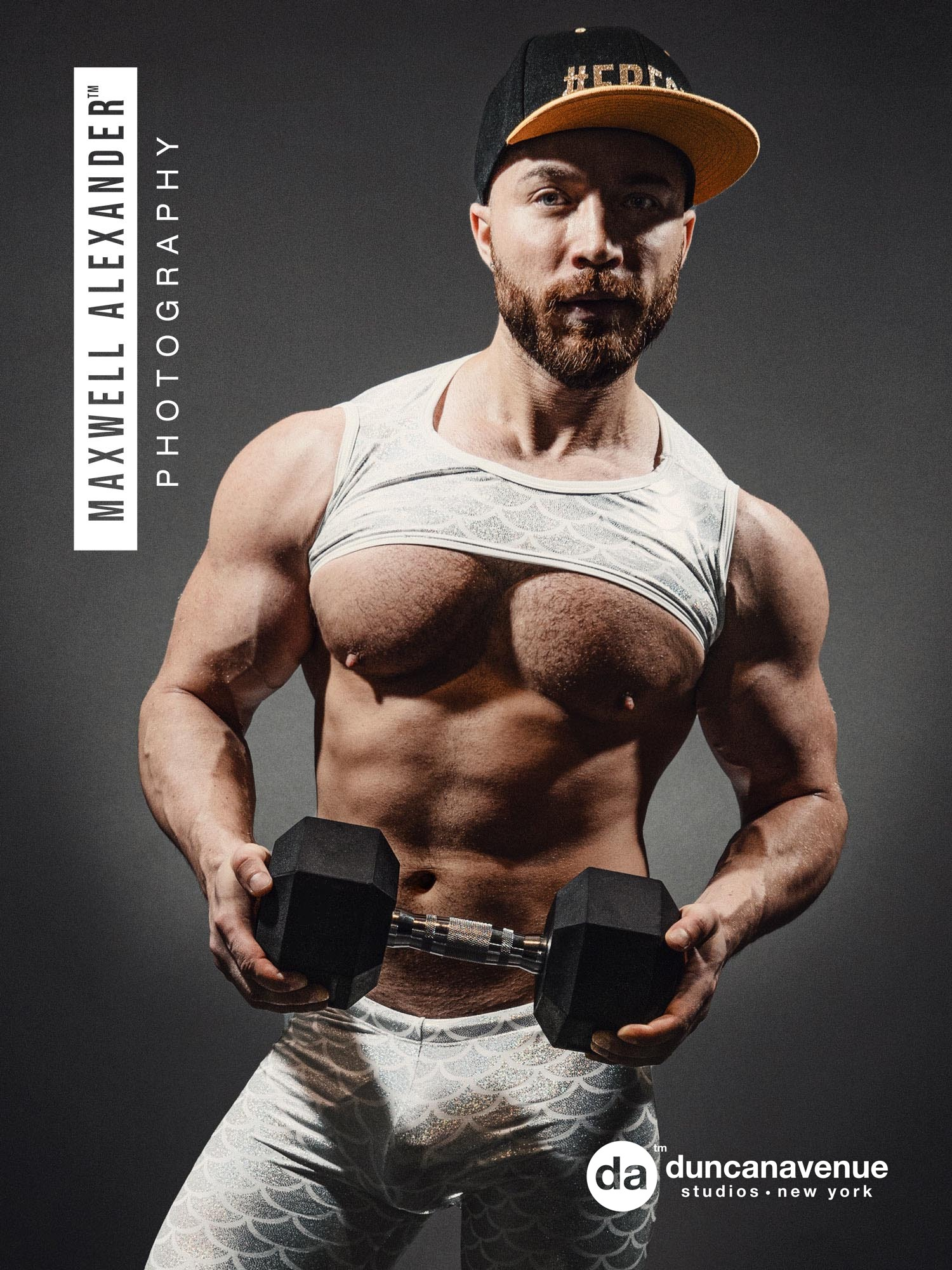 Professional Bodybuilding Photography – Maxwell L. Alexander – Best Gay OnlyFans Creator