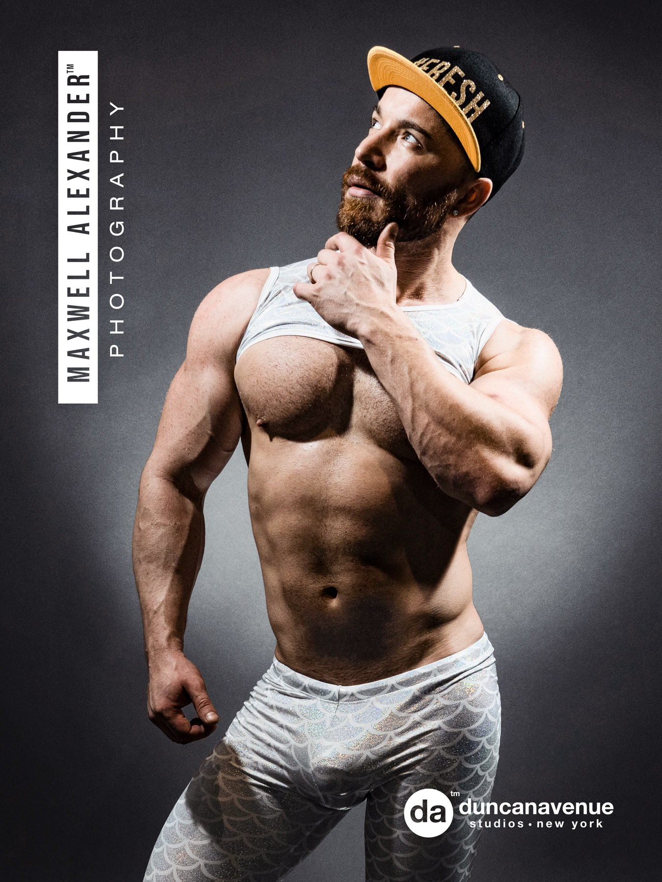 Fitness and Bodybuilding Photography by Maxwell L. Alexander – Best Gay OnlyFans Creator – Best OnlyFans and Boudoir Photographer