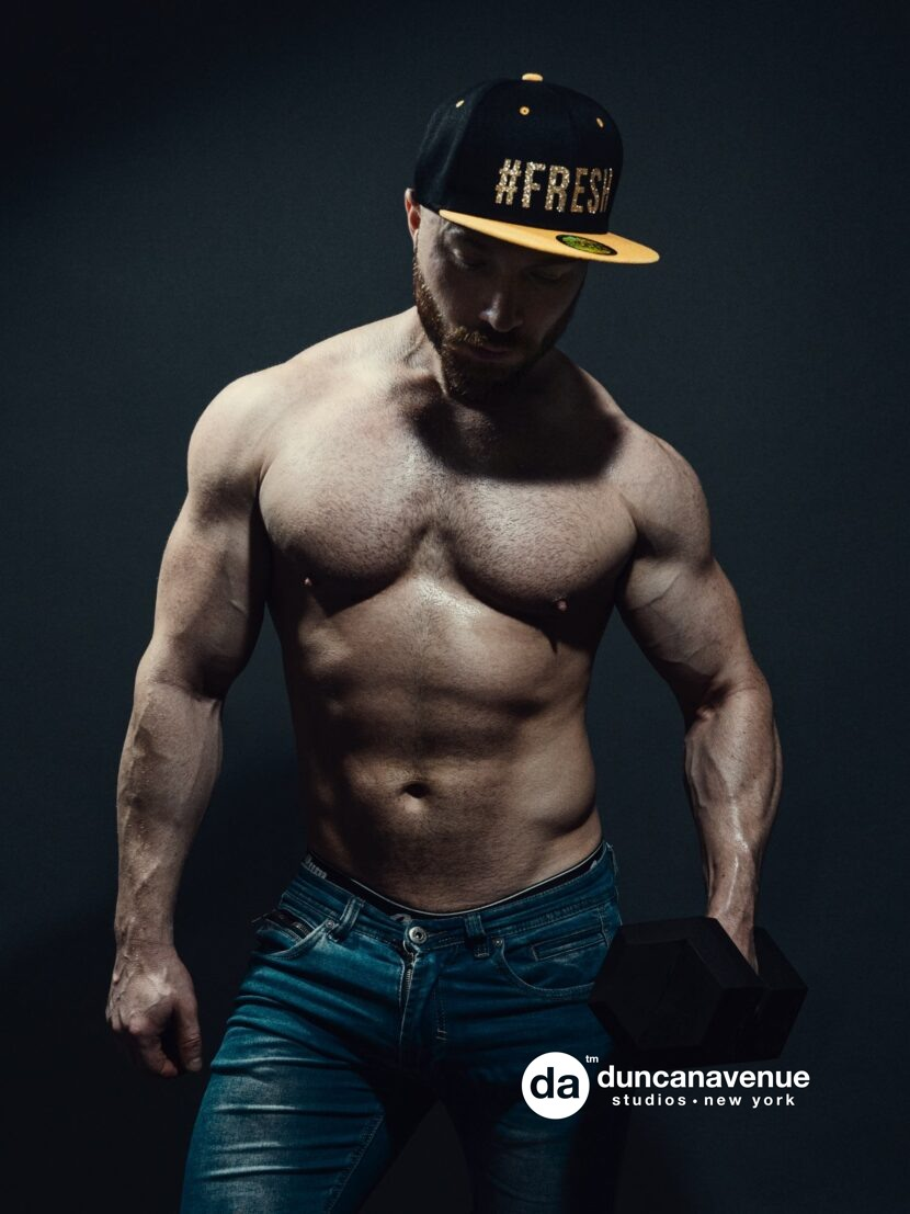 Fitness and Bodybuilding Photography by Maxwell L. Alexander – Best Gay OnlyFans – New York