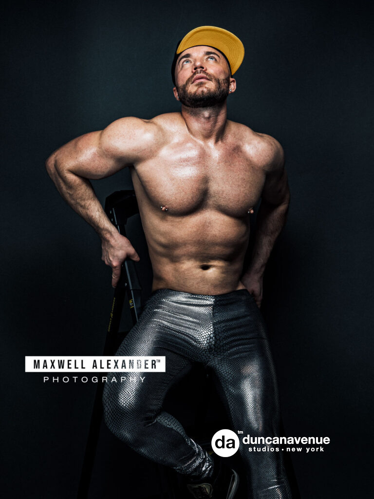 Bodybuilding Photography New York – Fitness Photographer Maxwell Alexander – Best OnlyFans Photographer