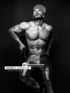 Bodybuilding Photography New York – Fitness Photographer Maxwell Alexander – Best OnlyFans Photographer