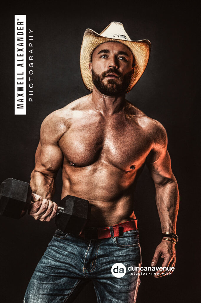 Fresh Fitness and Bodybuilding Shots by Maxwell Alexander – New York Fitness Photography – Duncan Avenue Studios