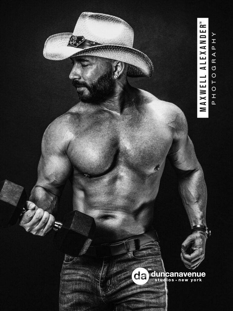 Fresh Fitness and Bodybuilding Photography by Maxwell Alexander – New York Fitness Photography – Duncan Avenue Studios