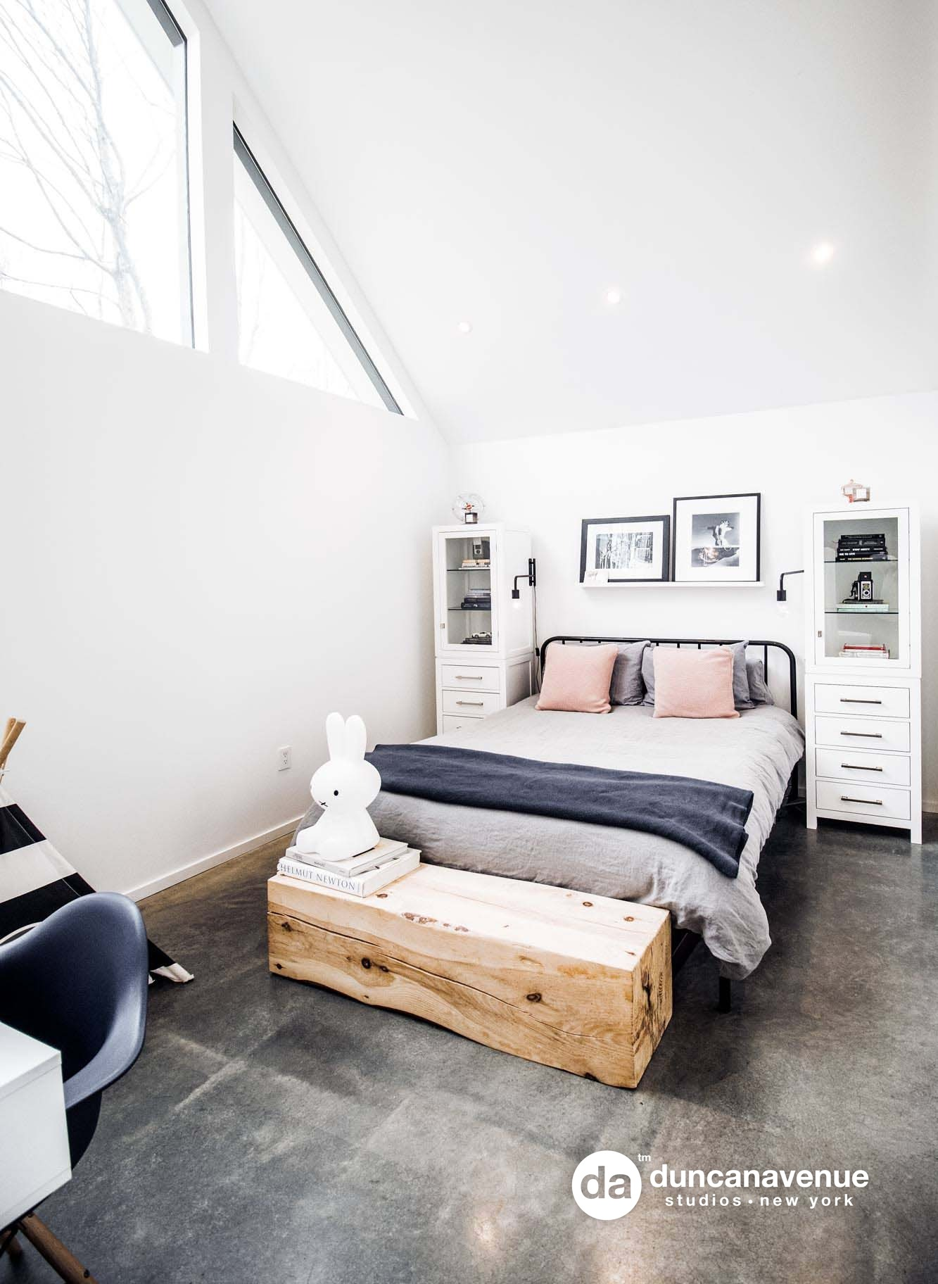 Hudson Valley Airbnb Photo Tour for the Hudson Valley Style Magazine - Real Estate Photography by Maxwell Alexander