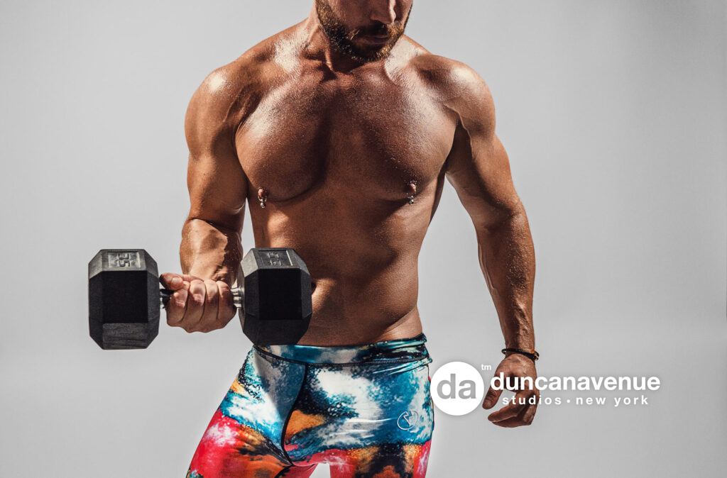 Fitness and Bodybuilding Photography by Maxwell Alexander, New York