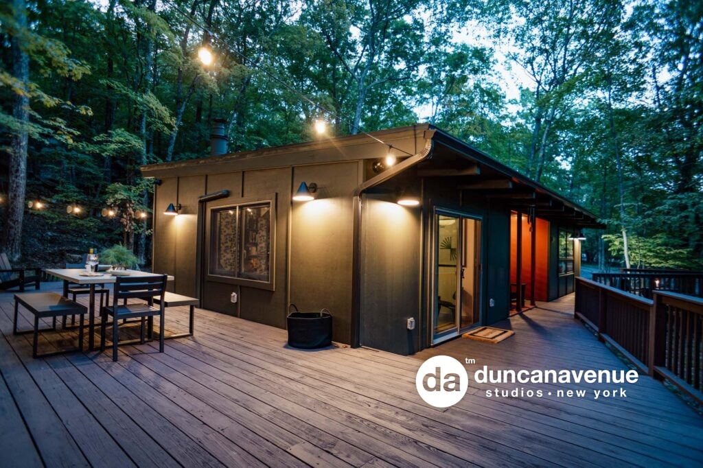 Woodstock, NY Airbnb Listing Photography – Duncan Avenue Studios – New York