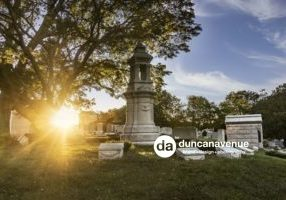 Mt. Lebanon Cemetery Photography